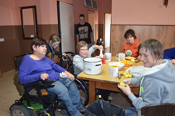 Dom Pomocy Społecznej