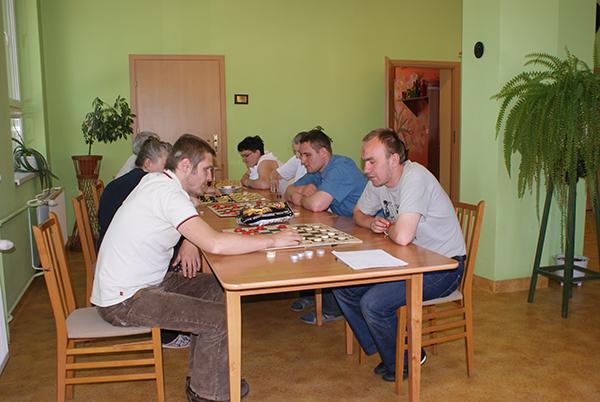 Środowiskowy dom samopomocy w Łaziskach Górnych